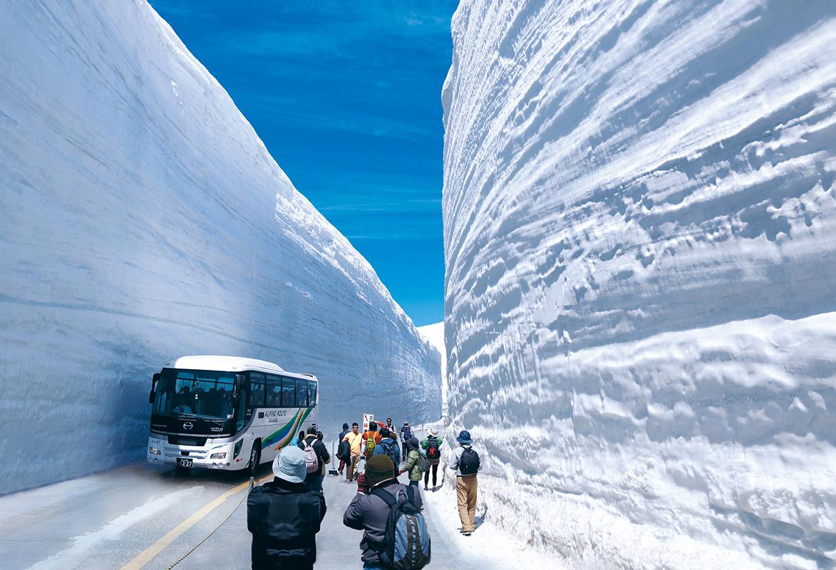 Rute Tateyama Kurobe Alpine Website Resmi Jr Pass Tokyo Osaka Hokuriku Arch Anak 6 11 Thn Musim Semi